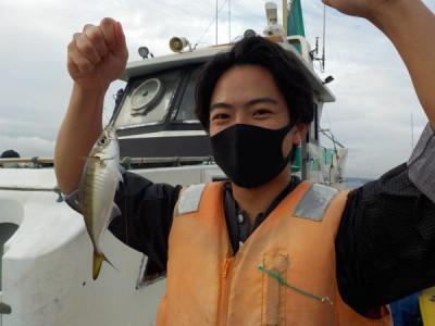 打木屋釣船店の2021年9月15日(水)2枚目の写真
