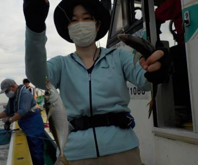 打木屋釣船店の2021年9月15日(水)3枚目の写真