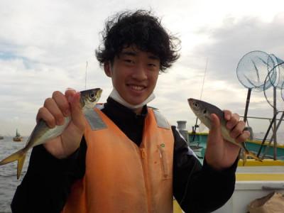 打木屋釣船店の2021年9月15日(水)4枚目の写真