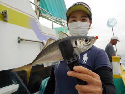 打木屋釣船店の2021年9月17日(金)2枚目の写真