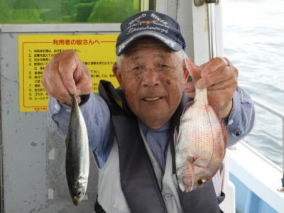 釣具の海友の2021年9月11日(土)1枚目の写真