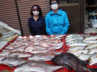 奥村釣船の2021年9月13日(月)2枚目の写真