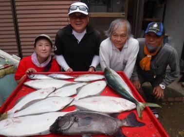 奥村釣船の2021年9月14日(火)2枚目の写真