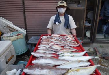 奥村釣船の2021年9月15日(水)3枚目の写真