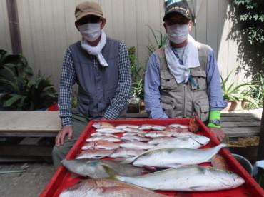 奥村釣船の2021年9月15日(水)4枚目の写真