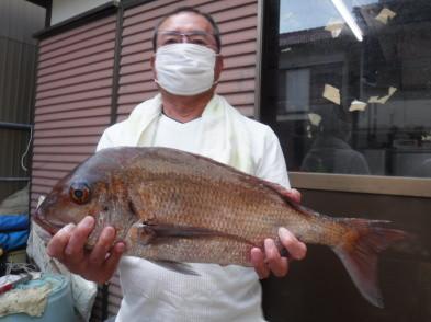 奥村釣船の2021年9月16日(木)1枚目の写真