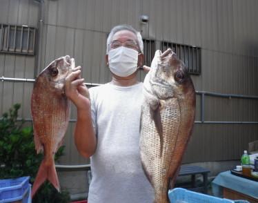 奥村釣船の2021年9月16日(木)2枚目の写真