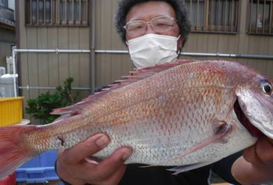 奥村釣船の2021年9月16日(木)4枚目の写真