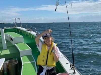 三喜丸釣船店の2021年9月19日(日)1枚目の写真
