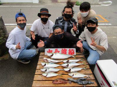 中長渡船の2021年9月19日(日)1枚目の写真
