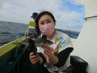 打木屋釣船店の2021年9月19日(日)1枚目の写真