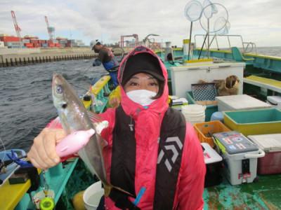 打木屋釣船店の2021年9月19日(日)2枚目の写真