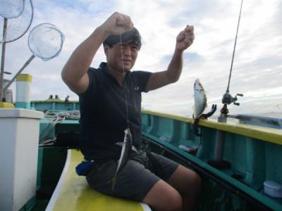 打木屋釣船店の2021年9月19日(日)3枚目の写真