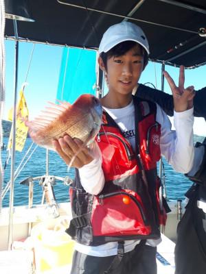 釣り船くわだの2021年9月19日(日)1枚目の写真
