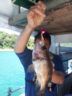 釣り船くわだの2021年9月19日(日)2枚目の写真