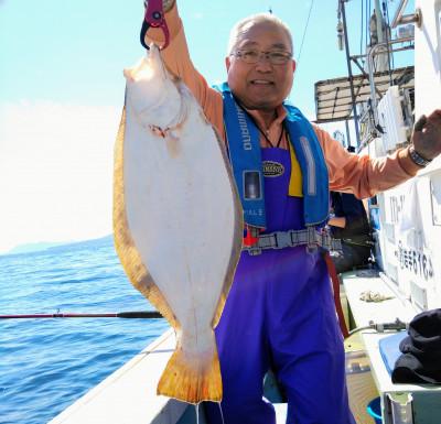 佐々木釣具店 平進丸の2021年9月20日(月)1枚目の写真