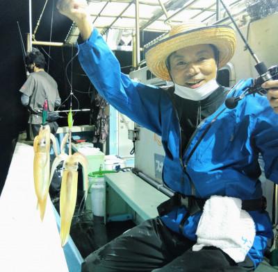 佐々木釣具店 平進丸の2021年9月20日(月)2枚目の写真