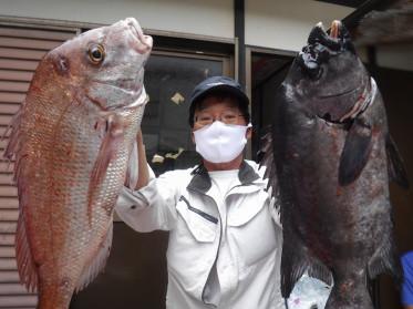 奥村釣船の2021年9月19日(日)1枚目の写真