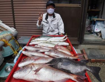 奥村釣船の2021年9月19日(日)3枚目の写真