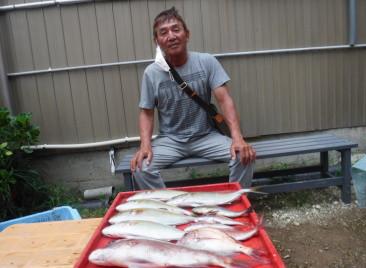 奥村釣船の2021年9月19日(日)4枚目の写真