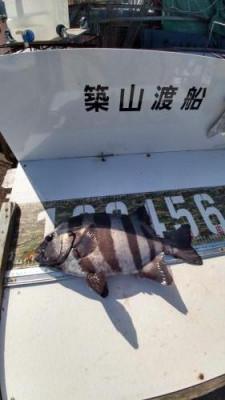 築山渡船の2021年9月20日(月)1枚目の写真