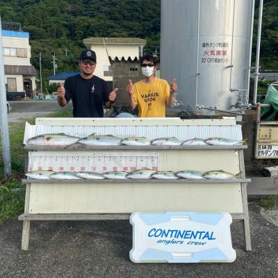 大島フィッシングの2021年9月19日(日)1枚目の写真