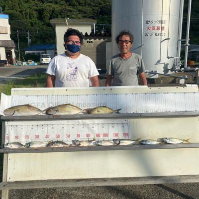 大島フィッシングの2021年9月19日(日)2枚目の写真