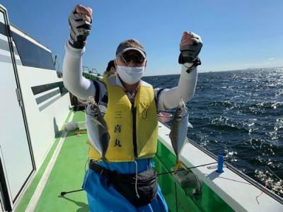 三喜丸釣船店の2021年9月20日(月)1枚目の写真