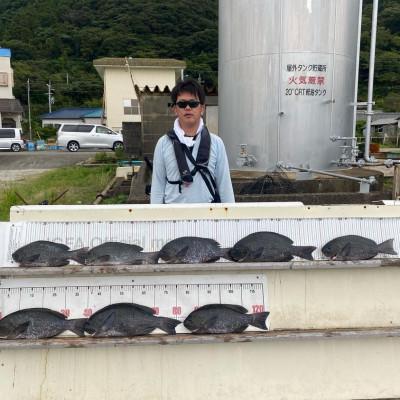 大島フィッシングの2021年9月21日(火)1枚目の写真