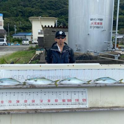 大島フィッシングの2021年9月21日(火)2枚目の写真