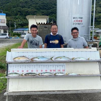 大島フィッシングの2021年9月21日(火)3枚目の写真