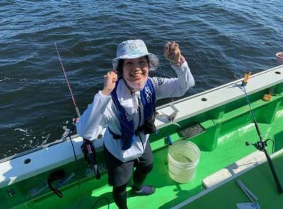 三喜丸釣船店の2021年9月21日(火)1枚目の写真