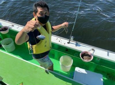三喜丸釣船店の2021年9月21日(火)4枚目の写真