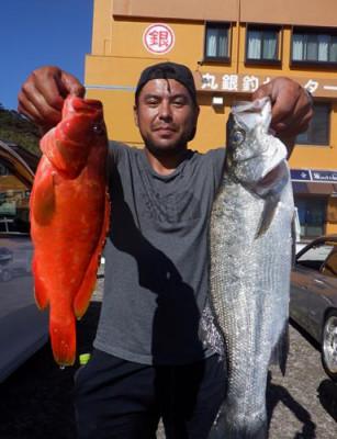 丸銀釣りセンターの2021年9月19日(日)3枚目の写真