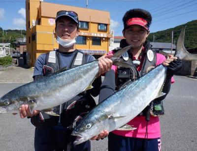 丸銀釣りセンターの2021年9月19日(日)4枚目の写真
