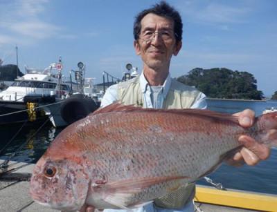 丸銀釣りセンターの2021年9月21日(火)3枚目の写真
