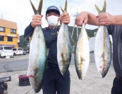 丸銀釣りセンターの2021年9月21日(火)4枚目の写真