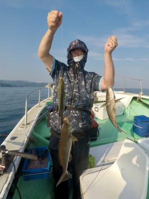 べっぷ丸の2021年9月18日(土)3枚目の写真