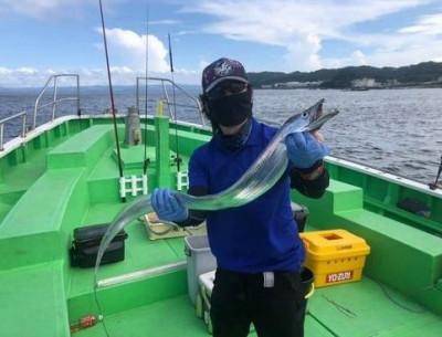 三喜丸釣船店の2021年9月22日(水)3枚目の写真