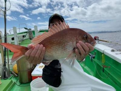 三喜丸釣船店の2021年9月22日(水)4枚目の写真