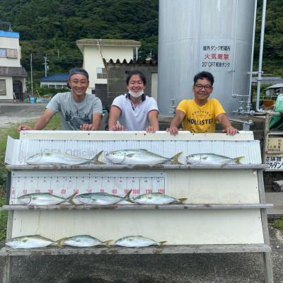 大島フィッシングの2021年9月22日(水)1枚目の写真