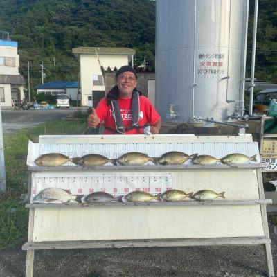 大島フィッシングの2021年9月22日(水)2枚目の写真