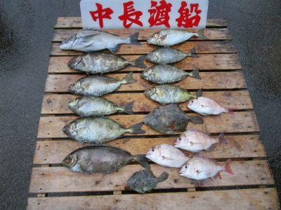 中長渡船の2021年9月22日(水)1枚目の写真