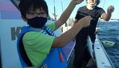 三喜丸釣船店の2021年9月23日(木)1枚目の写真