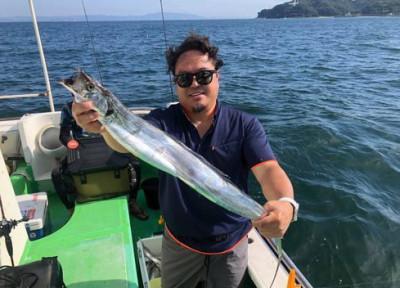 三喜丸釣船店の2021年9月23日(木)5枚目の写真