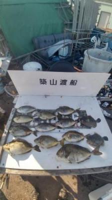 築山渡船の2021年9月23日(木)2枚目の写真
