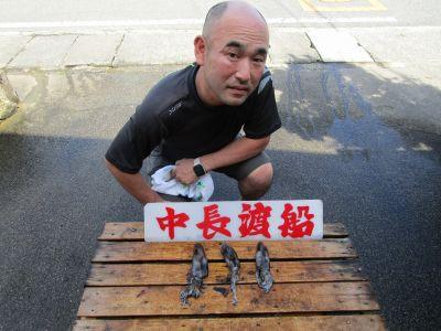 中長渡船の2021年9月23日(木)3枚目の写真