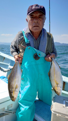 釣り船 秀進丸の2021年9月24日(金)2枚目の写真