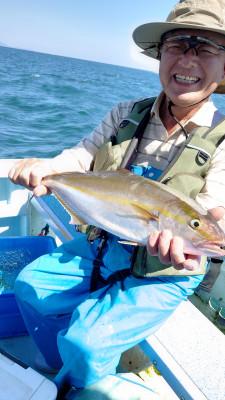 釣り船 秀進丸の2021年9月24日(金)4枚目の写真