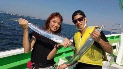 三喜丸釣船店の2021年9月24日(金)1枚目の写真
